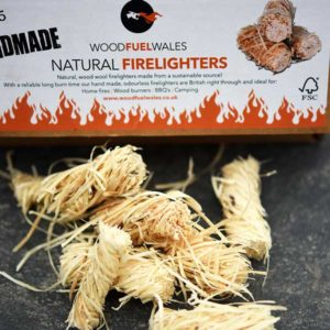 Natural Wood Firelighters
